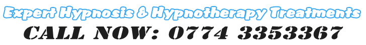 Expert Hypnosis and Hypnotherapy Treatments